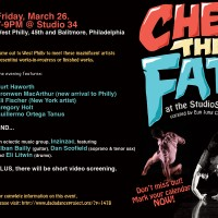 Chew the Fat! @ the StudioSeries