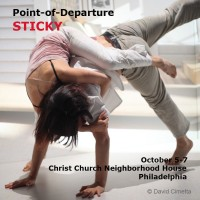 "Point of Departure: ""Sticky"" in Philadelphia - October 5-7, 2012"
